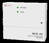 Модуль считывателей выносной МСВ-08