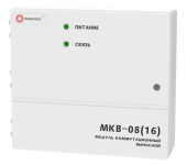 Модуль коммутационный выносной МКВ-08(16)